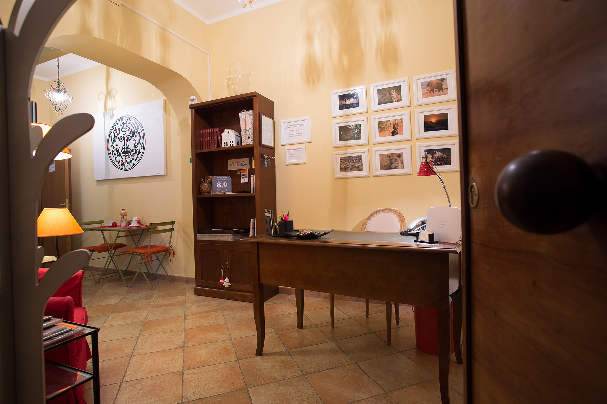 B&B ROMA Aurelia Garden Rooms